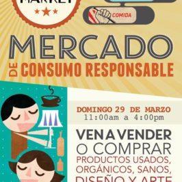Kaay Flea Market/Mercado de consumo sustentable