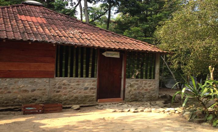 Cabaña en Malpasito