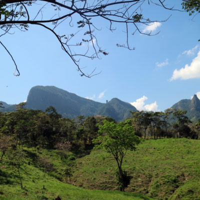 Tabasco and Chiapas border